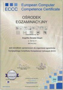 Ośrodek Egzaminacyjny ECCC